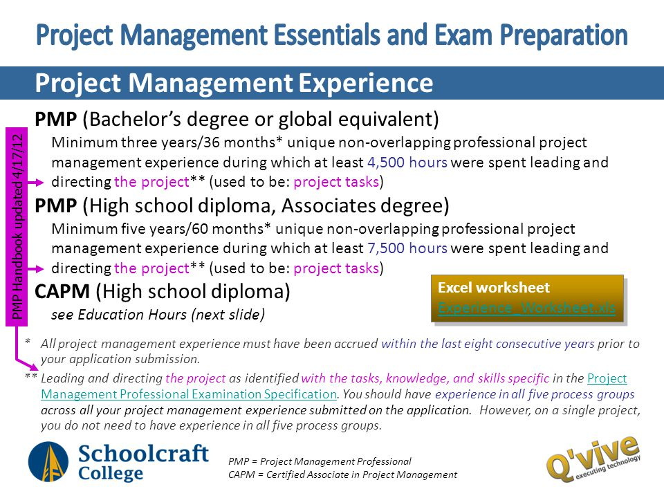 Project Management Essentials and Exam Preparation