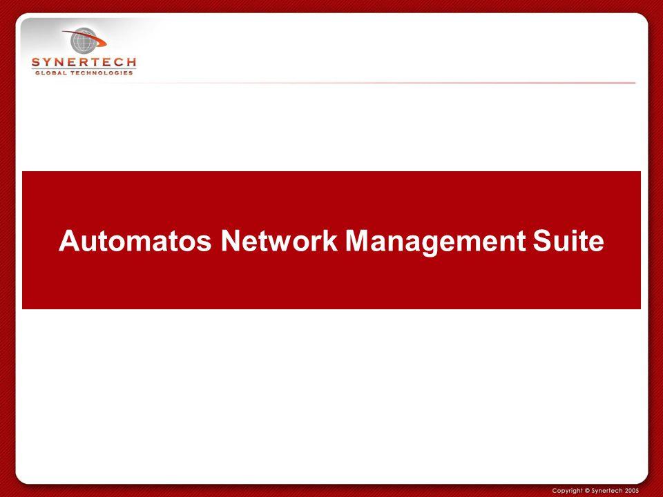 Automatos Network Management Suite