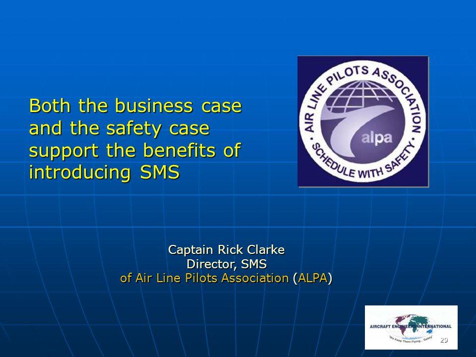 of Air Line Pilots Association (ALPA)