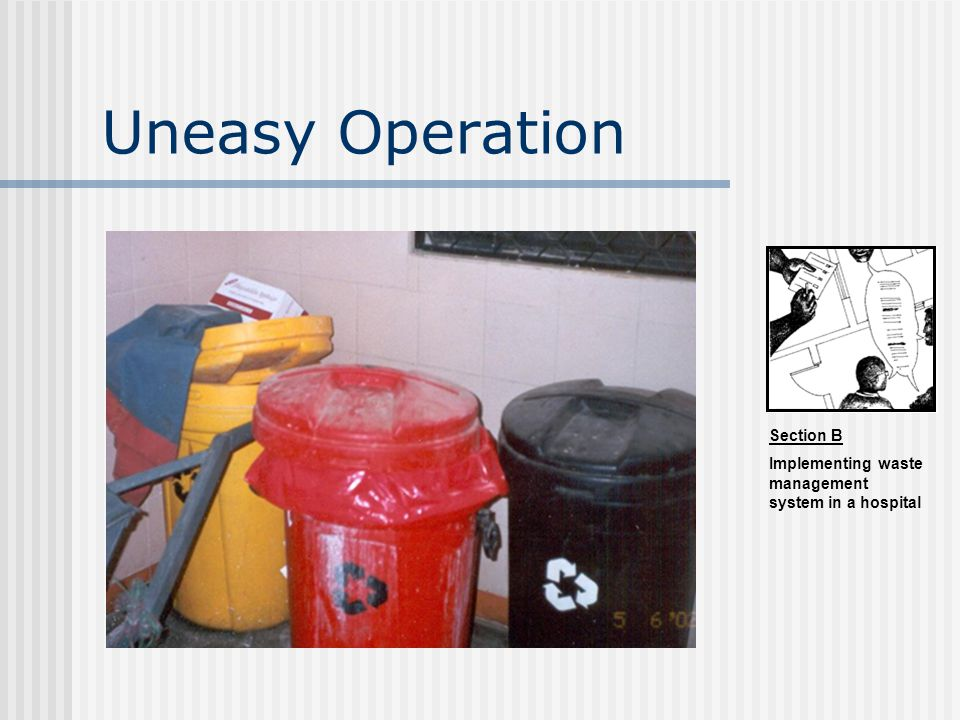 Uneasy Operation