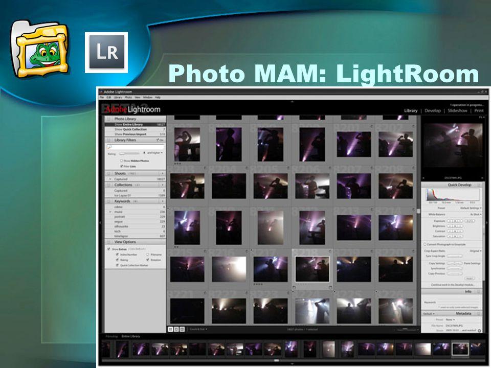 Photo MAM: LightRoom Daryl talks about Adobe Photoshop Lightroom