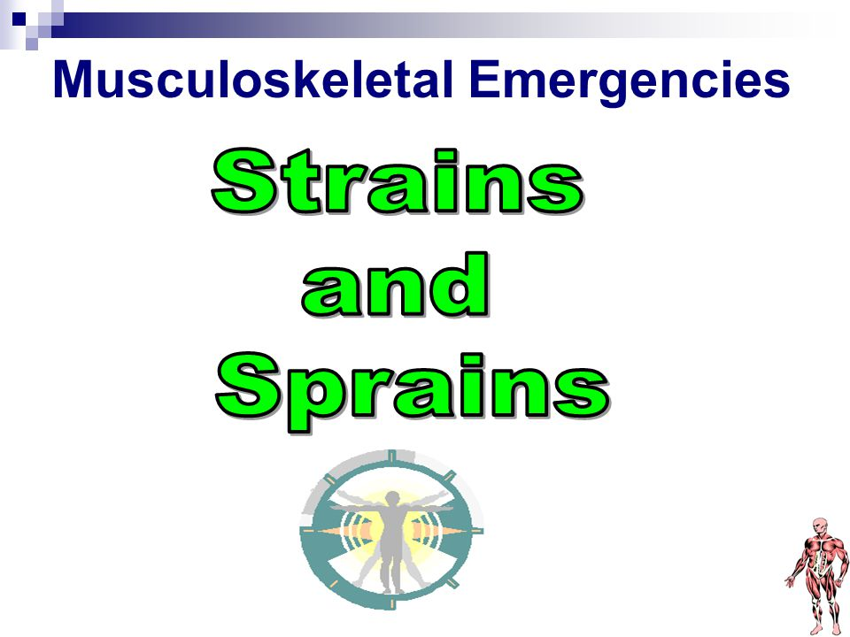 Musculoskeletal Emergencies