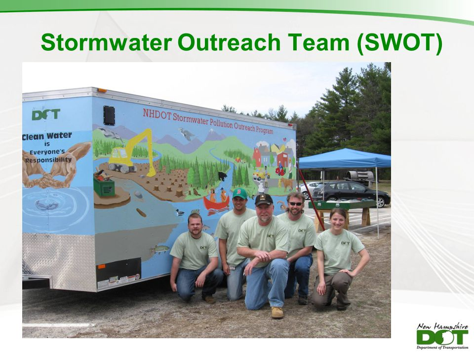 Stormwater Outreach Team (SWOT)