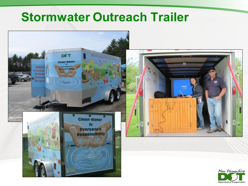 Stormwater Outreach Trailer