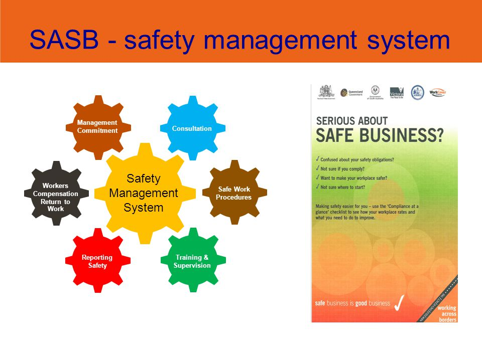 SASB - safety management system