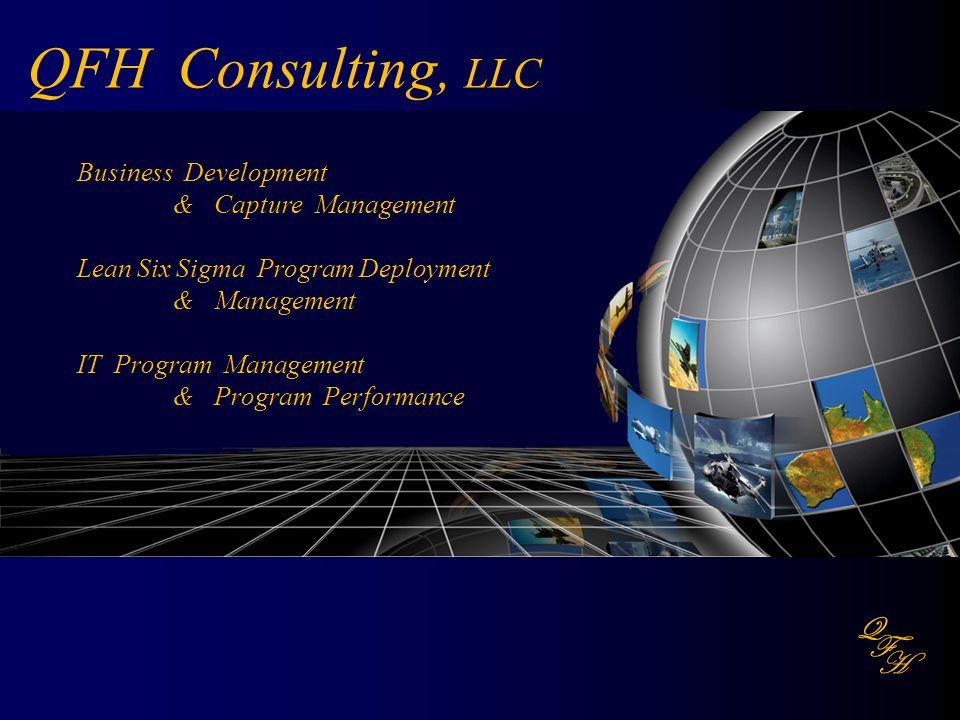 QFH Consulting, LLC Q F H Business Development & Capture Management