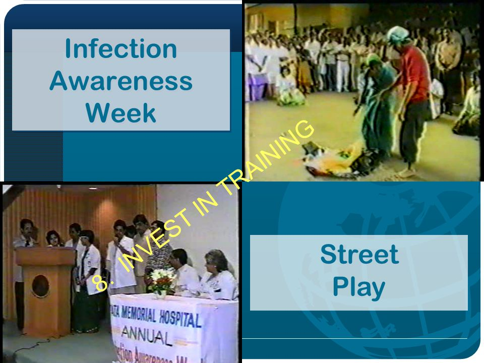 Infection Awareness Week