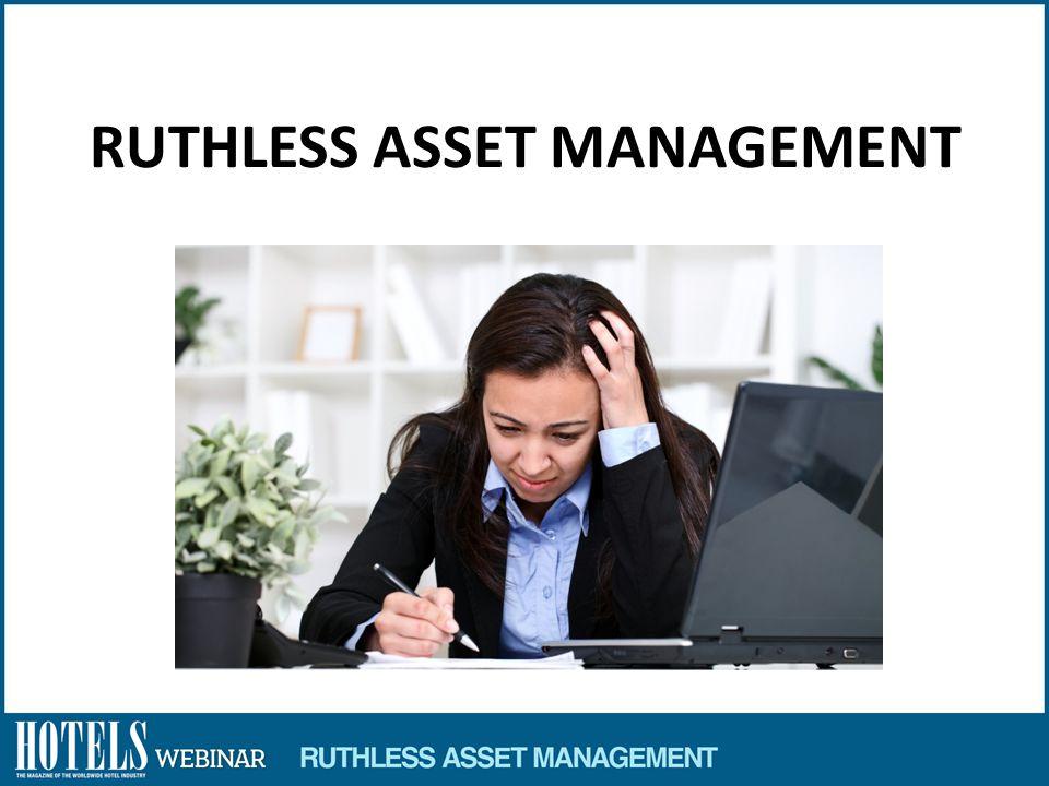 RUTHLESS ASSET MANAGEMENT