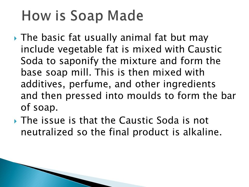 How is Soap Made