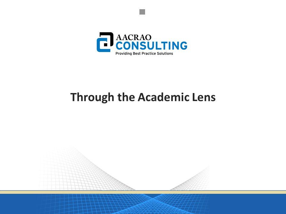 Through the Academic Lens