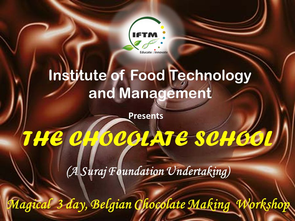 Institute of Food Technology and Management