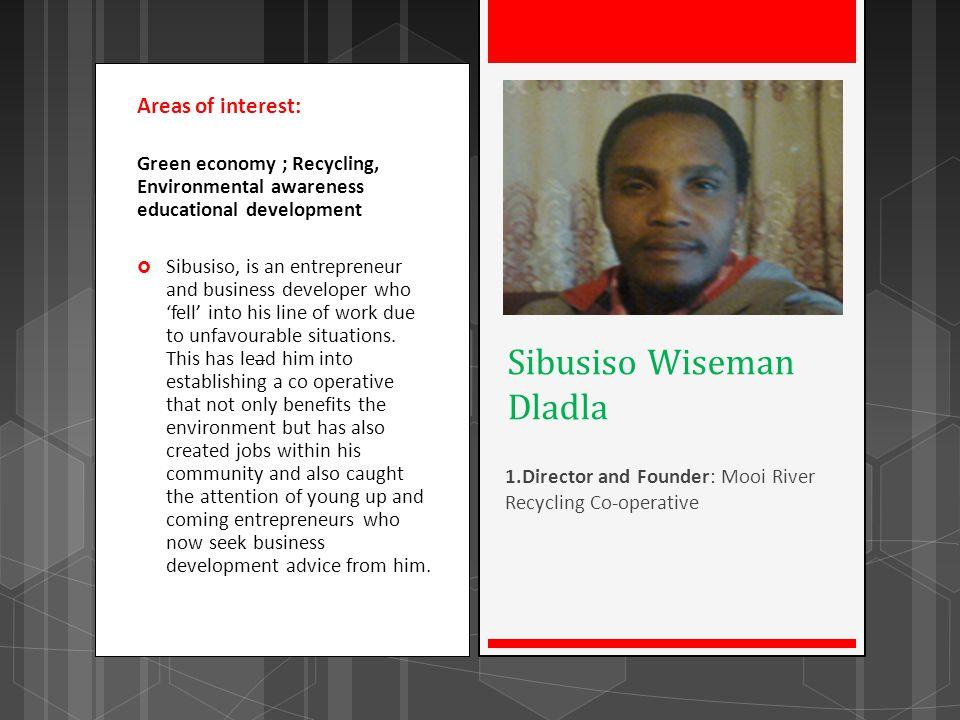 Sibusiso Wiseman Dladla