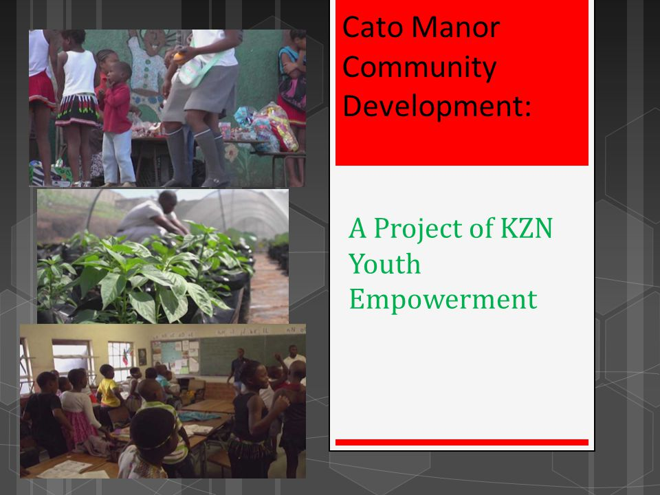 A Project of KZN Youth Empowerment