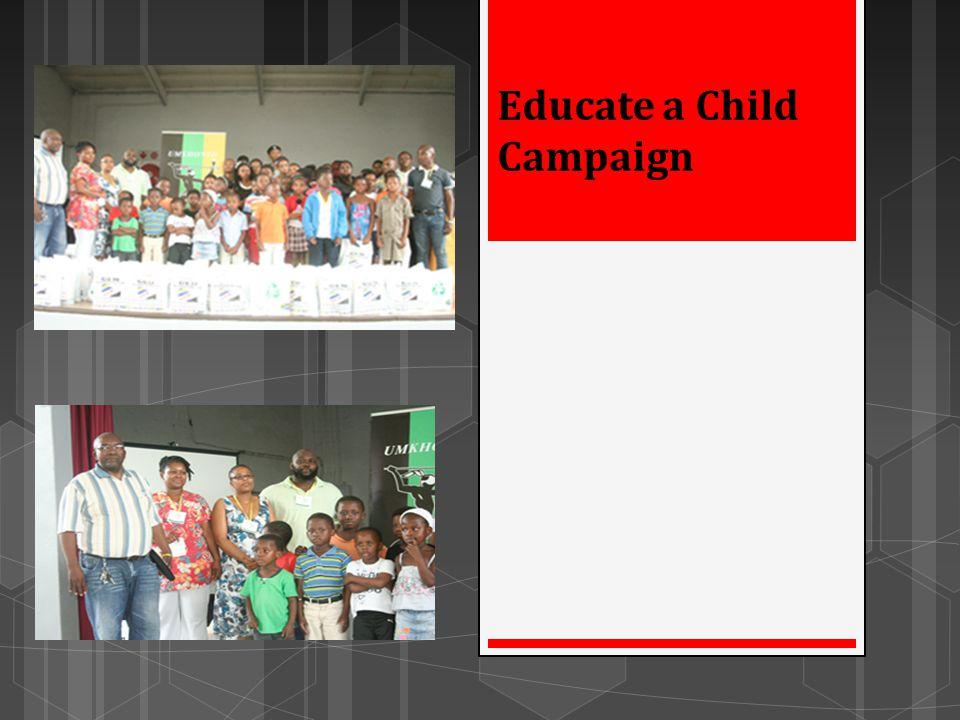 Educate a Child Campaign