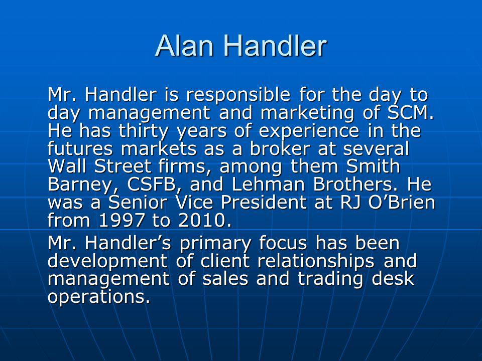 Alan Handler