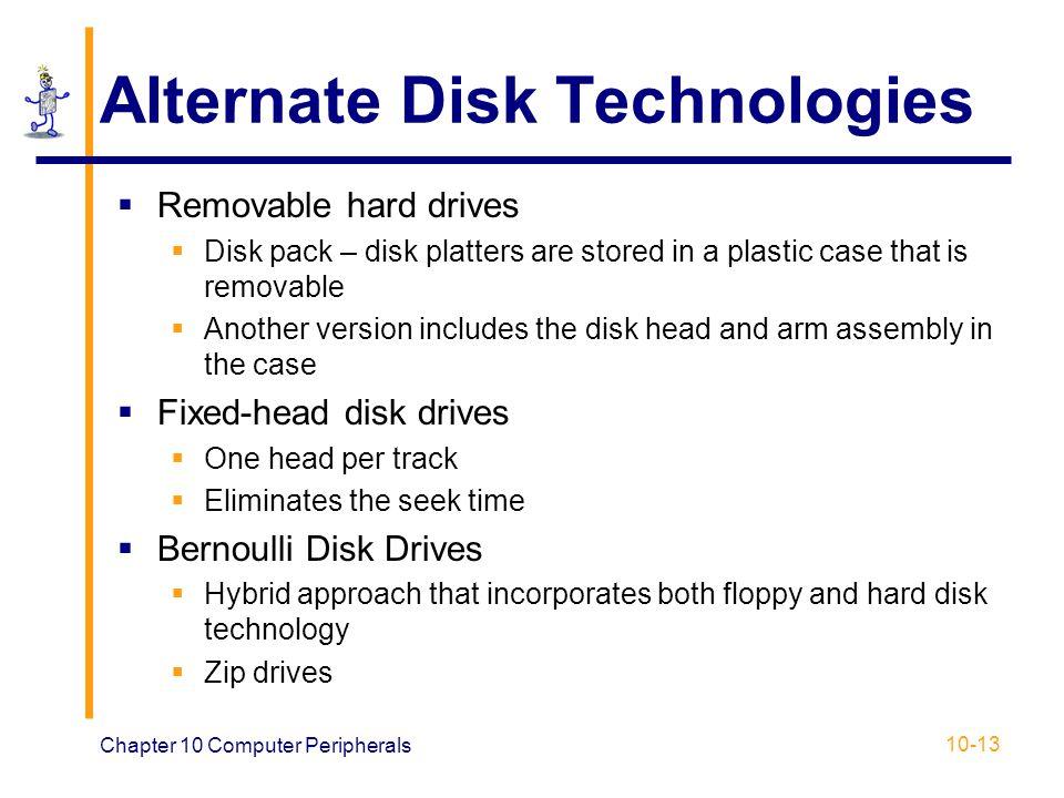 Alternate Disk Technologies
