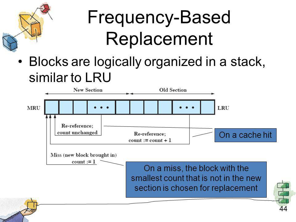 Frequency-Based Replacement