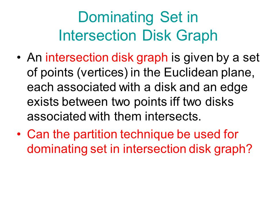 Dominating Set in Intersection Disk Graph