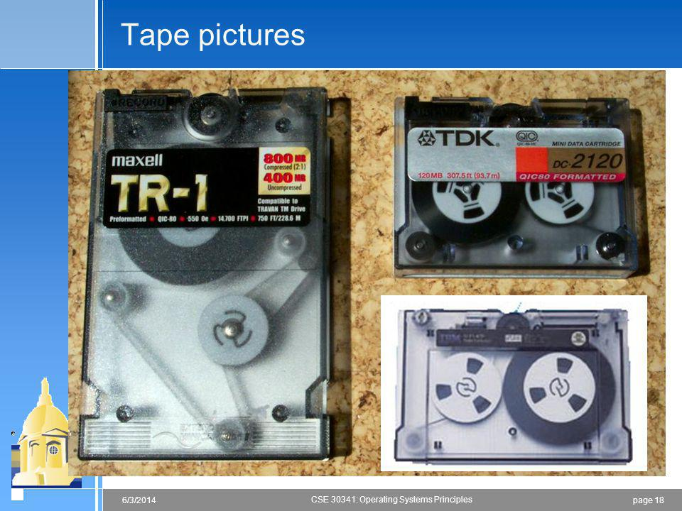 Tape pictures
