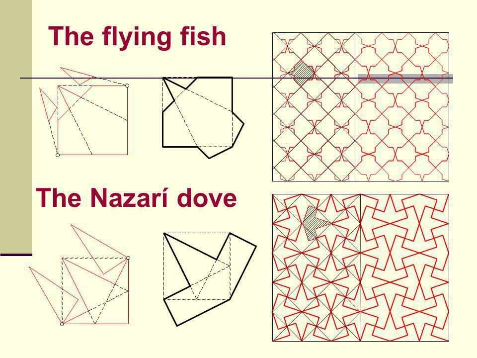 The flying fish The Nazarí dove