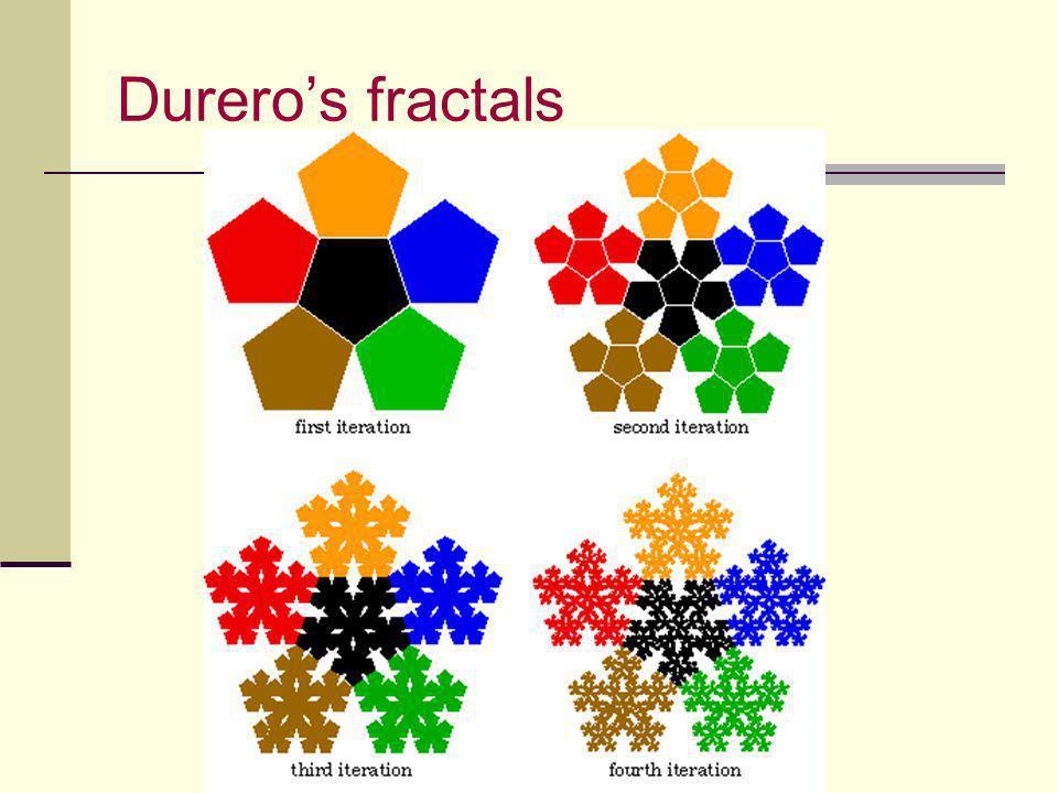 Durero's fractals