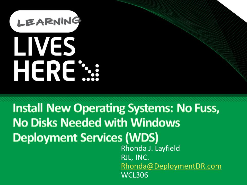 Windows Connections Install New Operating Systems: No Fuss, No Disks Needed with Windows Deployment Services (WDS)