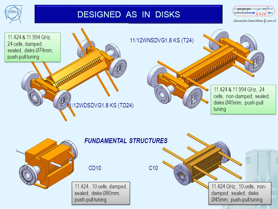 DESIGNED AS IN DISKS FUNDAMENTAL STRUCTURES CD10 C10