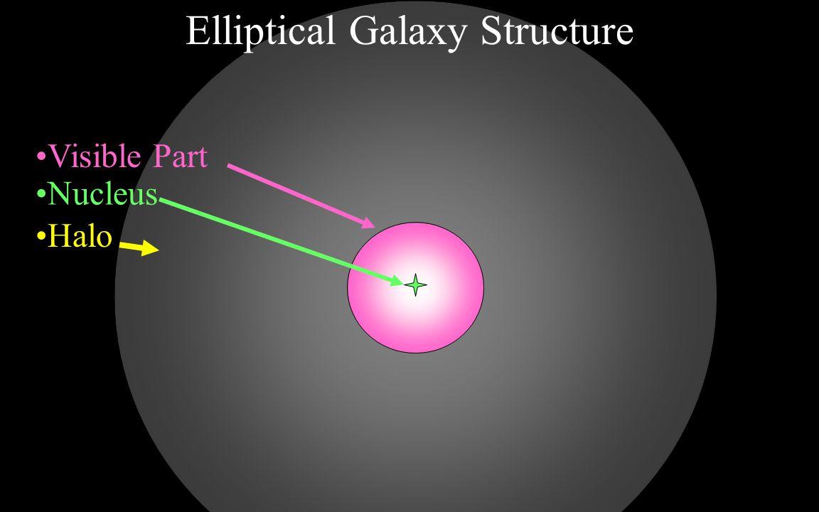 Elliptical Galaxy Structure