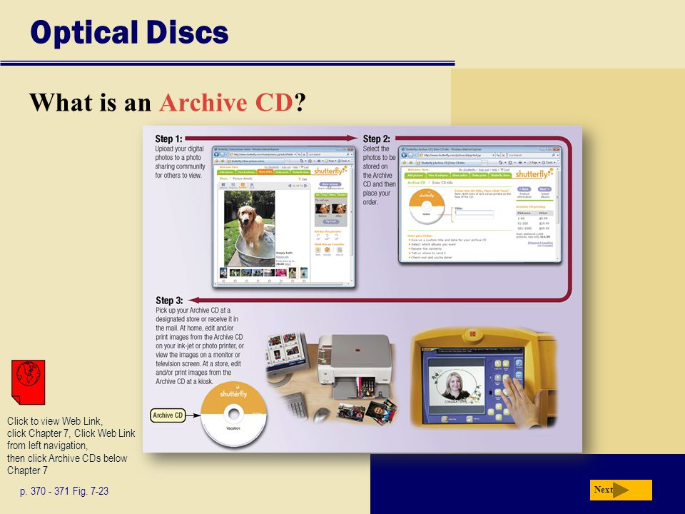 Optical Discs What is an Archive CD