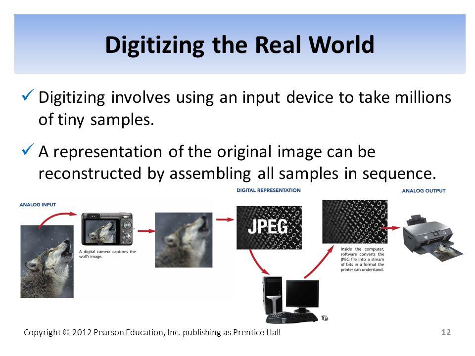 Digitizing the Real World