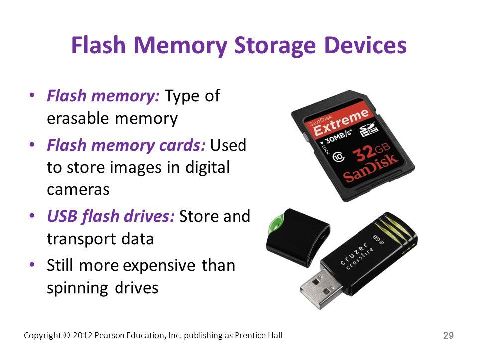 Flash Memory Storage Devices