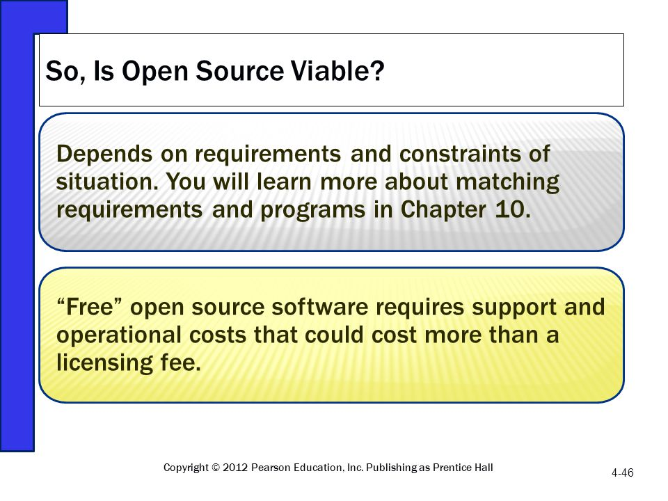 So, Is Open Source Viable