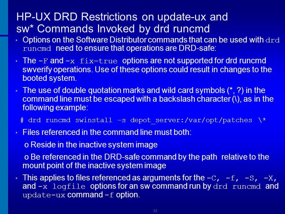 HP Unix Professions Webcast May 2008