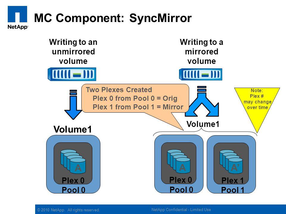 MC Component: SyncMirror