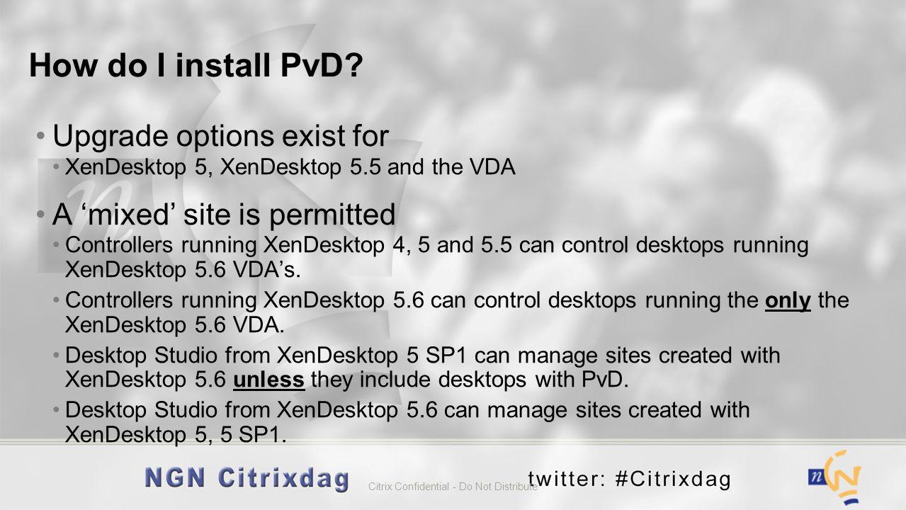Citrix Confidential - Do Not Distribute