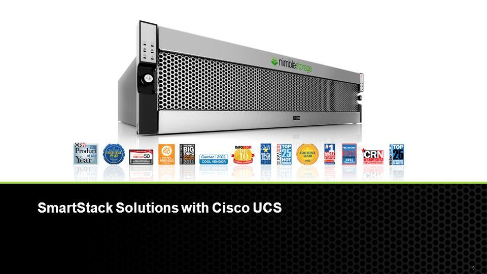 SmartStack Solutions with Cisco UCS