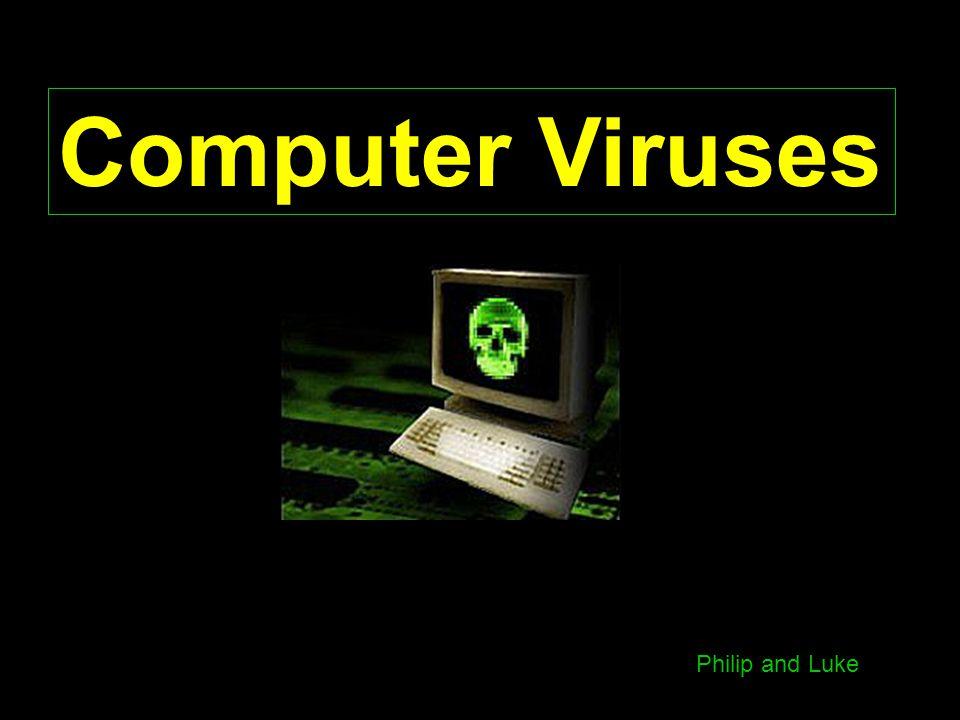 Computer Viruses Philip and Luke