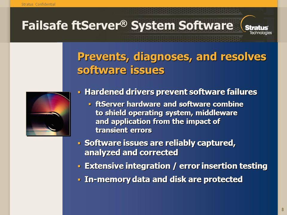 Failsafe ftServer® System Software