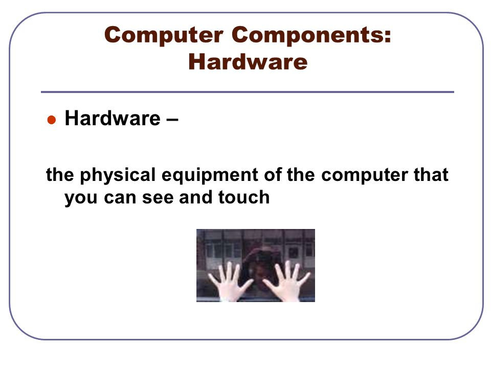 fundamentals of hardware and software components Technical support fundamentals  like computer hardware, the internet, computer software, and job-related skills  we'll learn all about the hardware components.