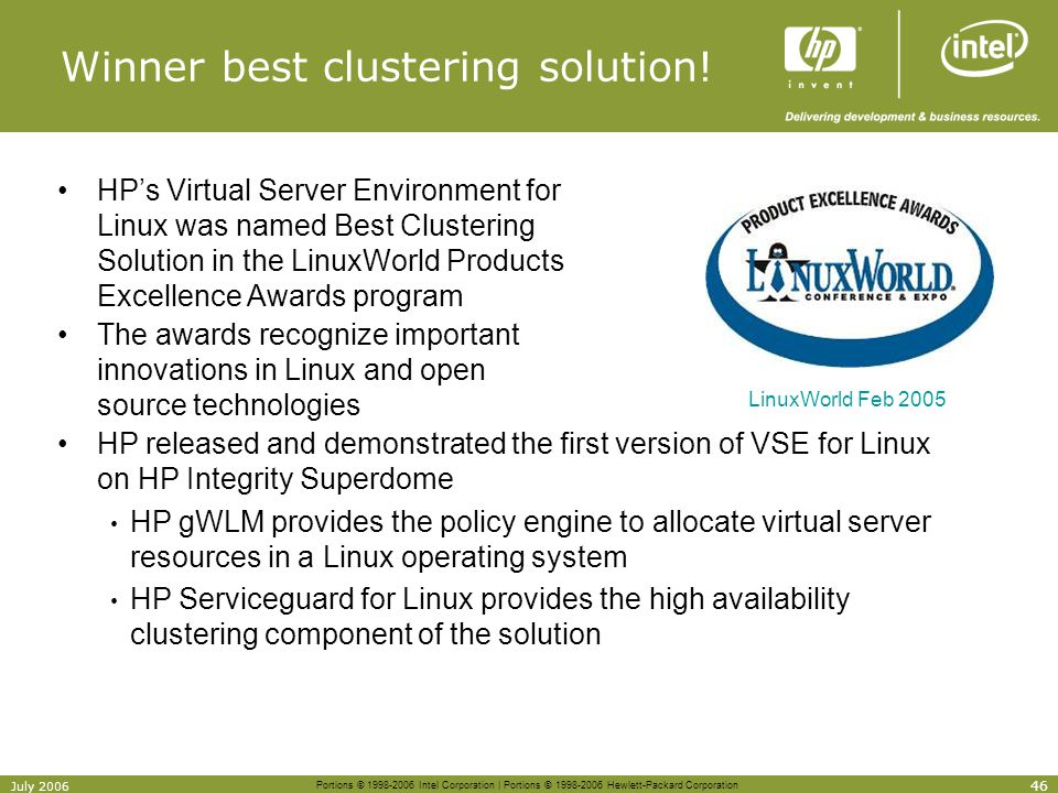 Winner best clustering solution!