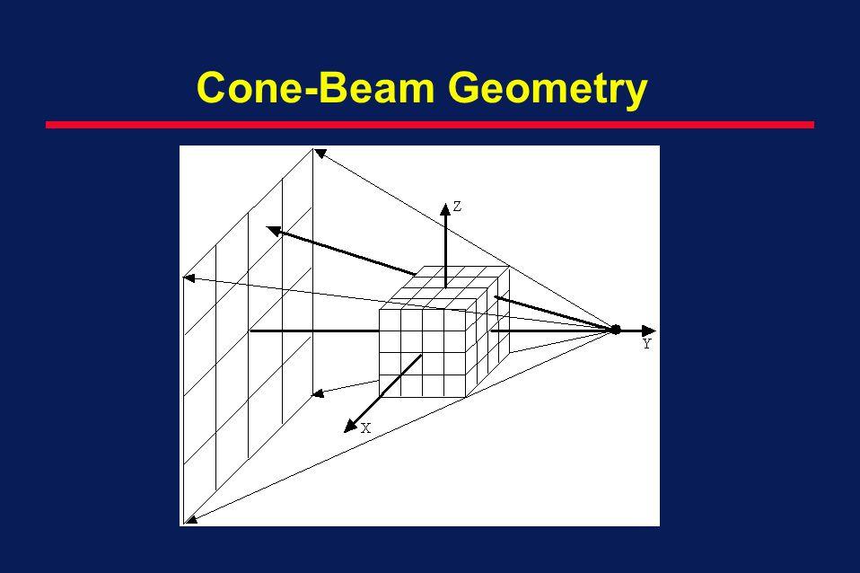 Cone-Beam Geometry
