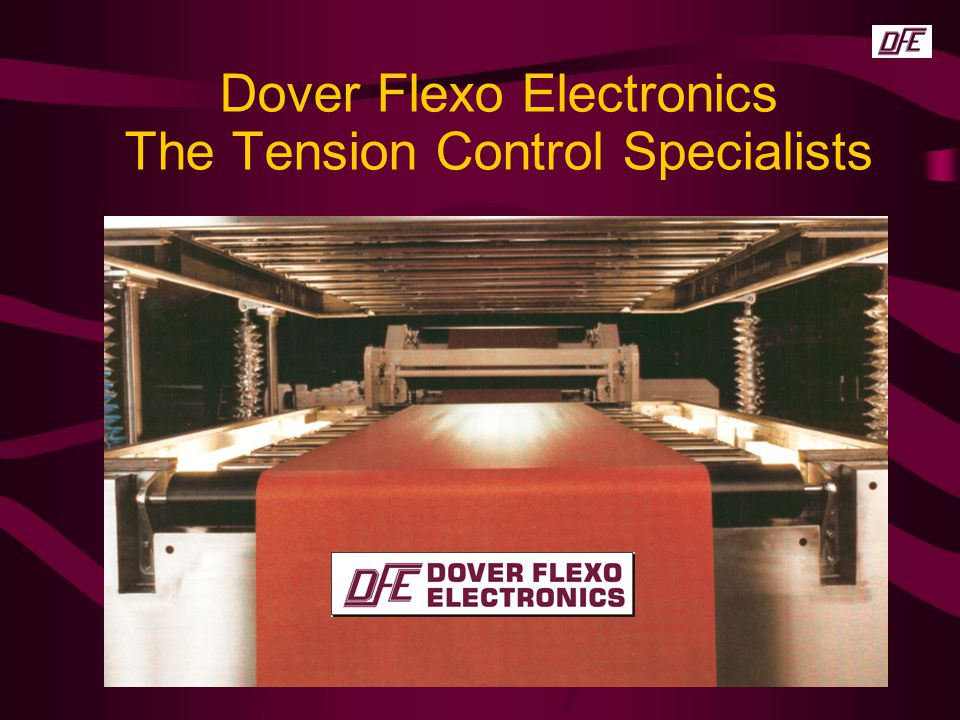 Dover Flexo Electronics The Tension Control Specialists