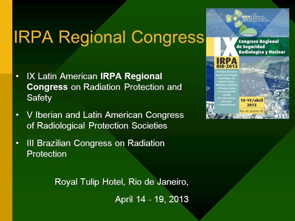 IRPA Regional Congress