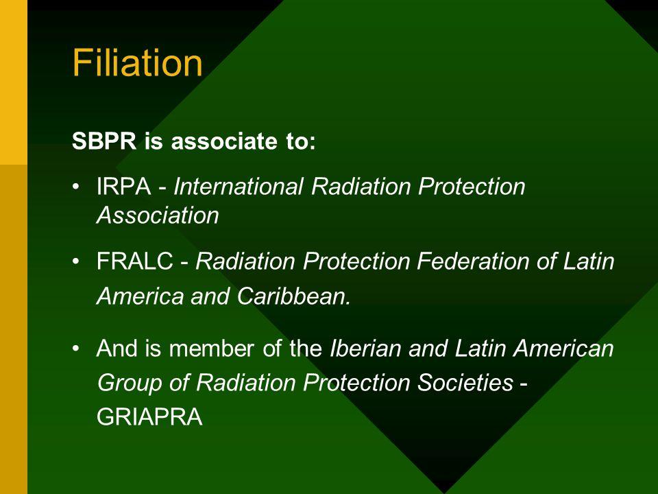 Filiation SBPR is associate to: