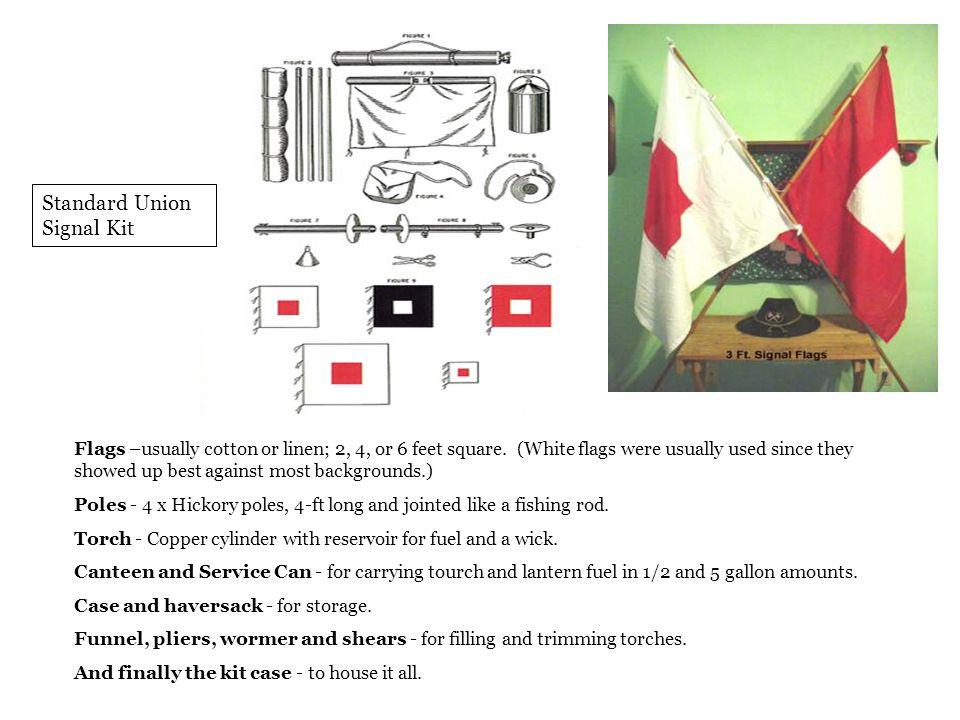 Standard Union Signal Kit