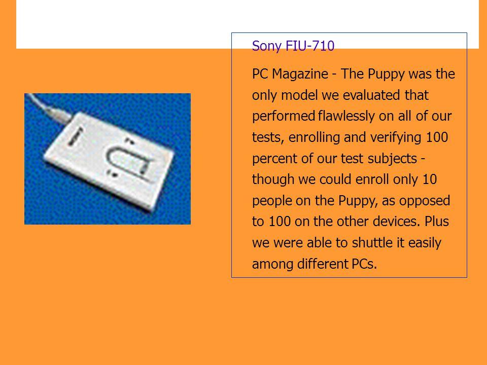 Sony FIU-710
