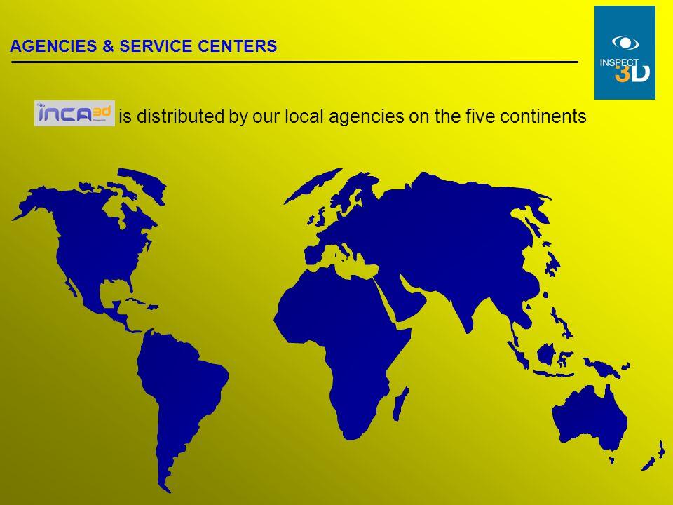 Agencies / Service Centers