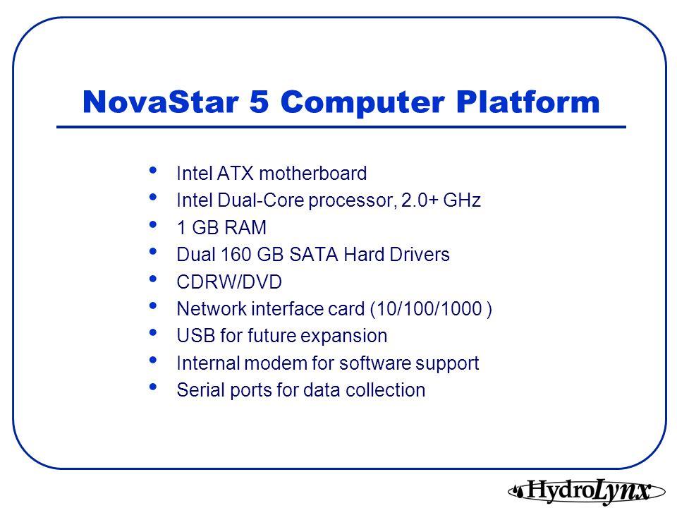 NovaStar 5 Computer Platform