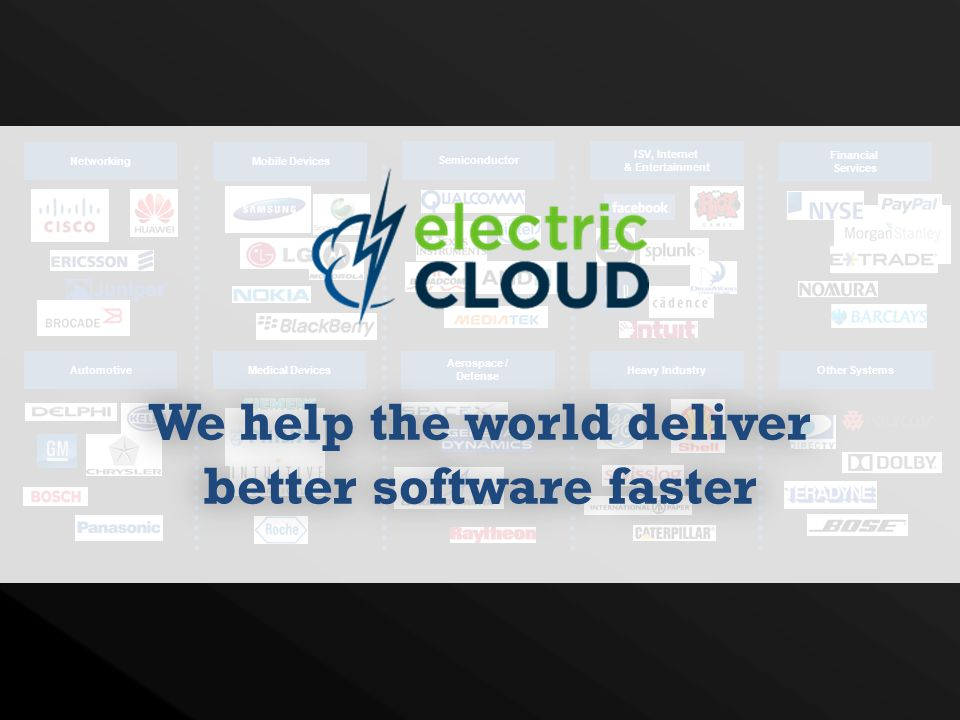 We help the world deliver better software faster
