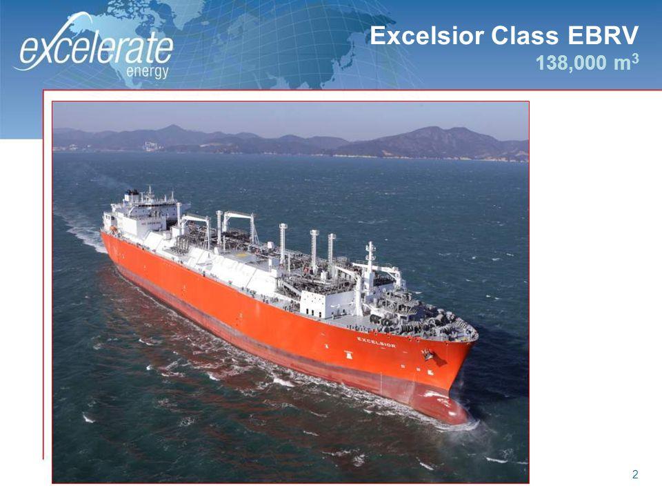 Excelsior Class EBRV 138,000 m3